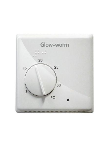 Glowworm Glow-worm wired twin channel room thermostat