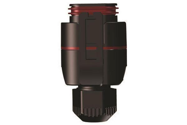 Grundfos Alpha 98284561 straight spare plug coupling