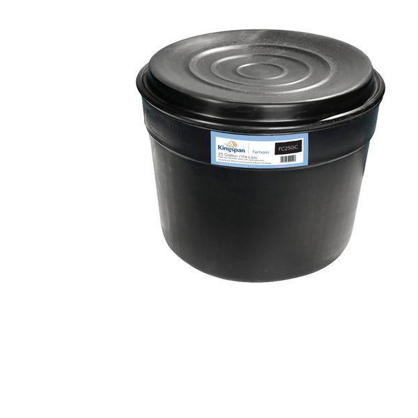 Titan Kingspan Ferham FC25GC circular cistern kit 114ltr