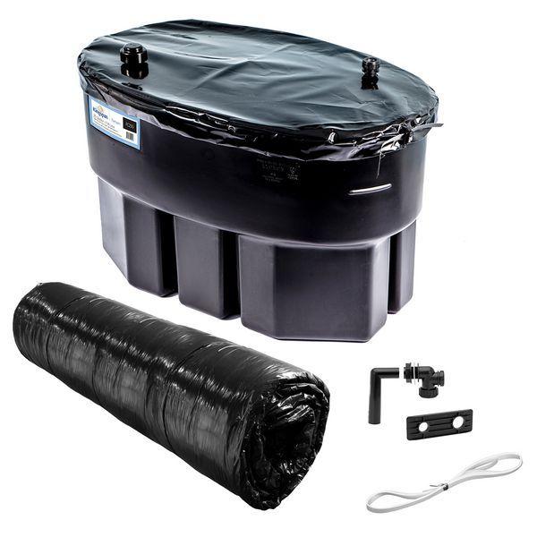 Kingspan Ferham FC25G oval cistern kit 114ltr