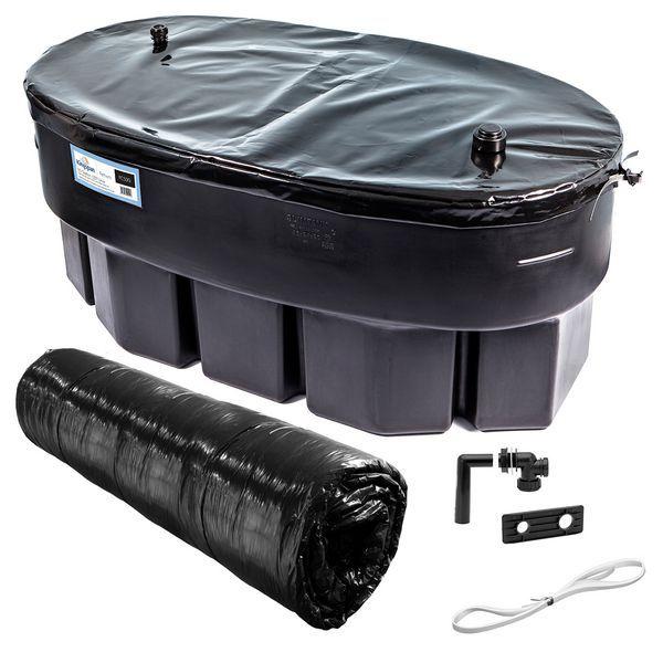 Kingspan Ferham FC50G oval cistern kit 227ltr