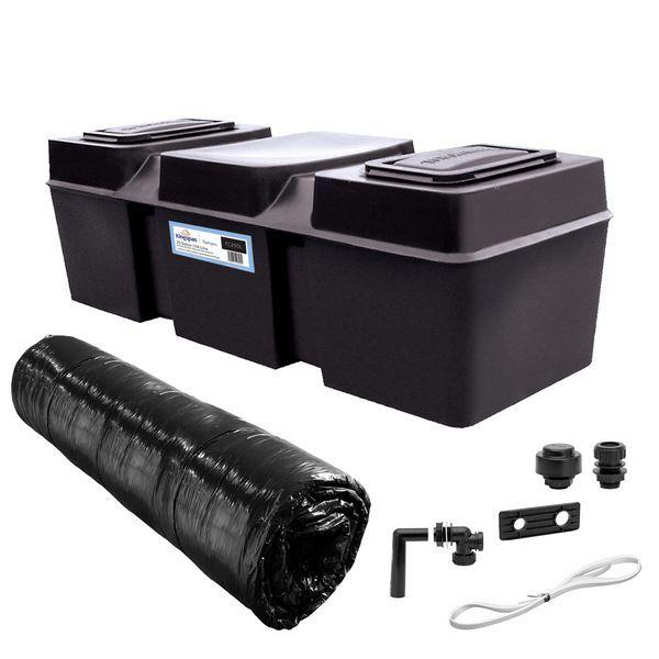 Titan Kingspan Ferham FC50GL low level cistern kit 227ltr