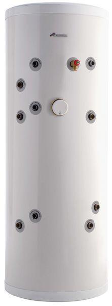 Worcester Cylinder 210L Twin Coil Cylinder Excluding G3 Kit 210Ltr