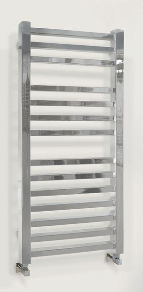 Nabis Lois square towel warmer 800 x 500mm Chrome