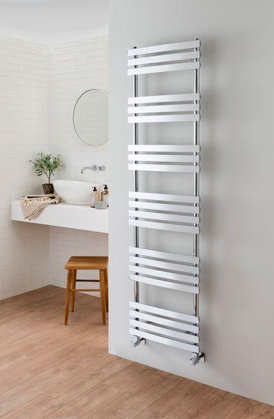 Nabis Juliet towel warmer 828 x 500mm Chrome