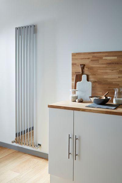 Nabis Kit radiator 1800 x 358mm Chrome
