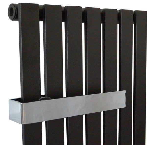 Wolseley Own Brand Nabis Cliprail clip rail for kit 358mm Chrome