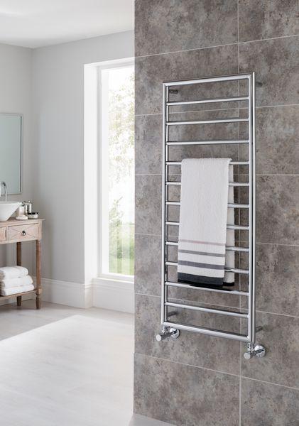 Wolseley Own Brand Nabis Tilly towel warmer 800 x 400mm
