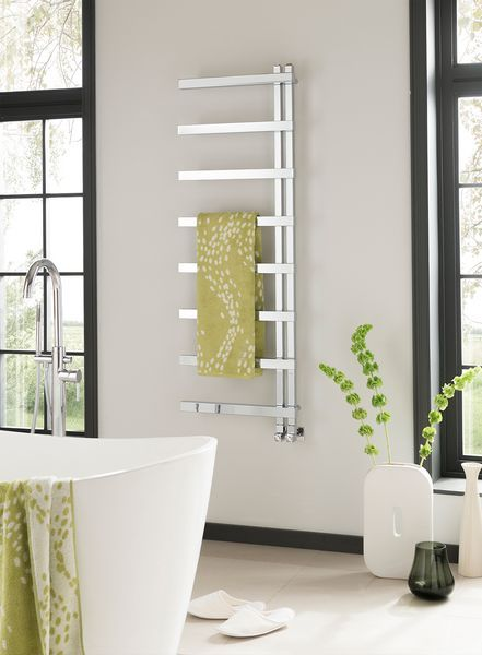 Wolseley Own Brand Nabis Anna towel warmer 1460 x 500mm