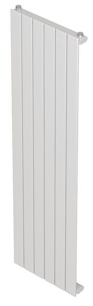 Purmo Slieve single panel vertical radiator 2000 x 650mm White