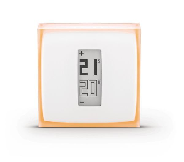 Netatmo smart thermostat