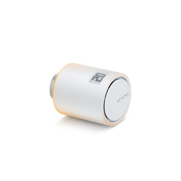 Netatmo additional smart radiator valve