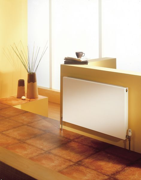 Stelrad Planar radiator type K1 600 mm X 400 mm 12 sections