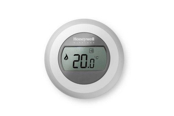 Honeywell single zone radio frequency thermostat