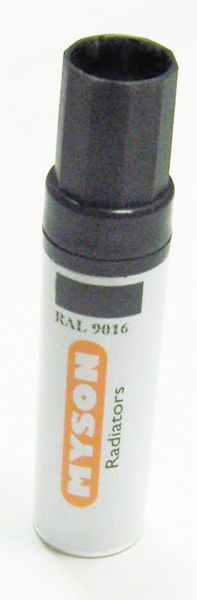Rettig RAL9016 touch up paint 12mltr