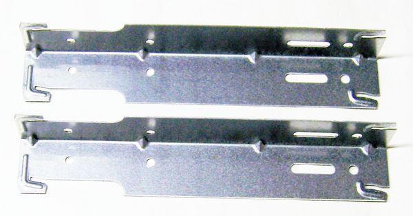 Wolseley Own Brand CenterRad radiator brackets (450-700) (Per Pair)