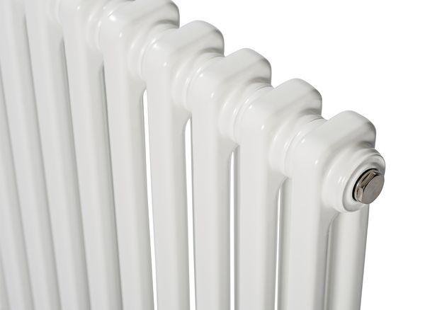 Wolseley Own Brand CenterRad 2 2-column radiator 600 x 600mm