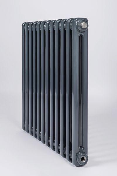 Wolseley Own Brand CenterRad 3 3-column radiator 600 x 1200mm Anthracite
