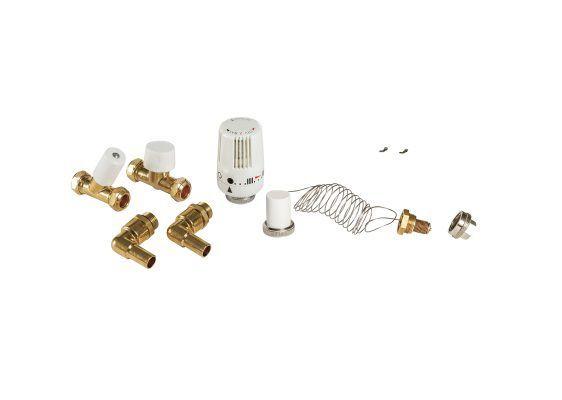 Myson closed coupled TRV kit for LST radiators