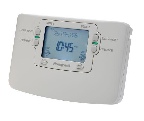 Honeywell ST9500C 7 day 2 zone programmer