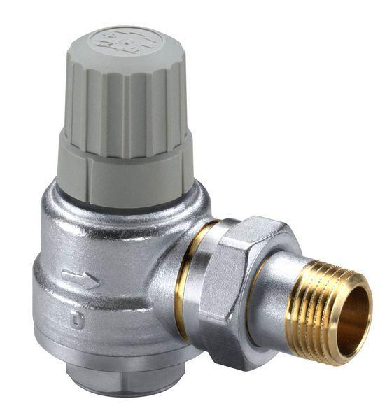 Danfoss RA-G25 angled valve 1