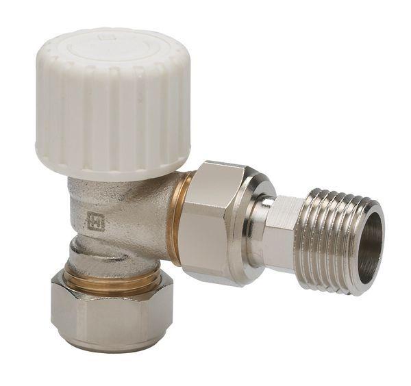 Honeywell VL15 EG wheelhead & lockshield valve 15 mm