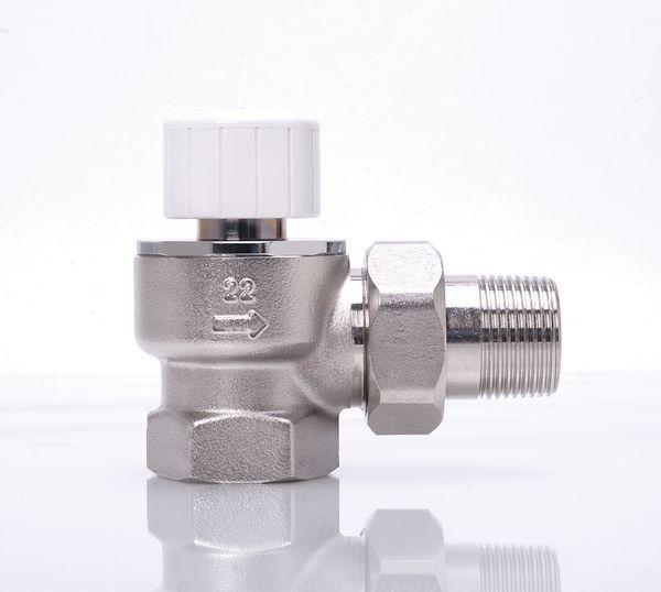 Invensys Drayton TRV4 angled TRV pipe body 3/4