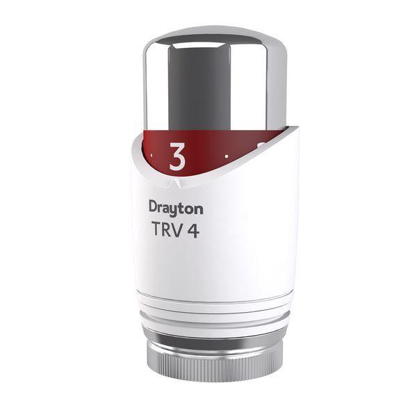 Drayton TRV4 commercial radiator pack