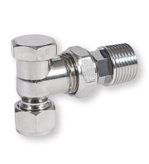 Myson Euro lockshield for petite thermostatic radiator valves