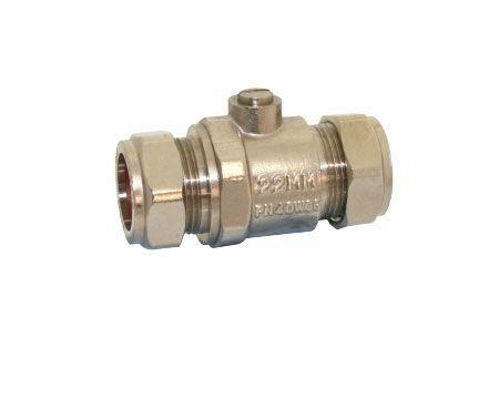 [deleted] full bore isolating valve 22
