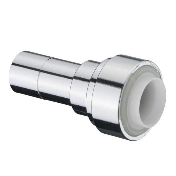 Yorkshire 15X10MM PUSH FIT STRAIGHT CONNECTOR