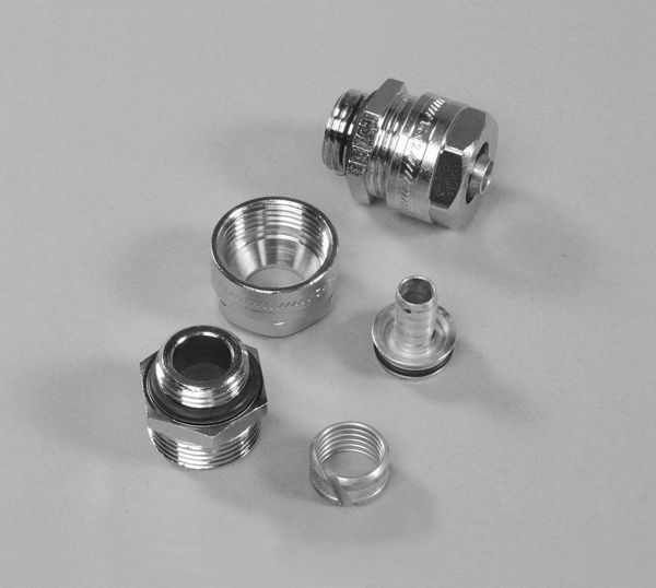 MYSON 17MM X 1/2 MALE IRON ADAPTER