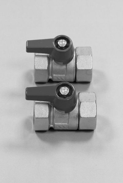 Myson manifold ball valves 1 (Pair)