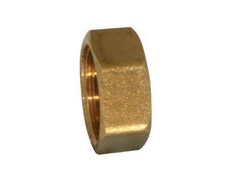 Midland Brass blanking cap 1 Brass