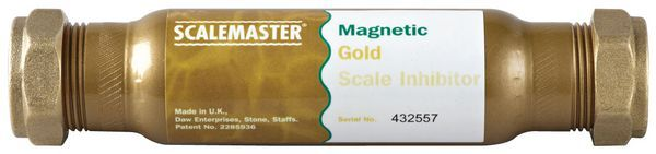 Scalemster Scalemaster magnetic 22mm Gold