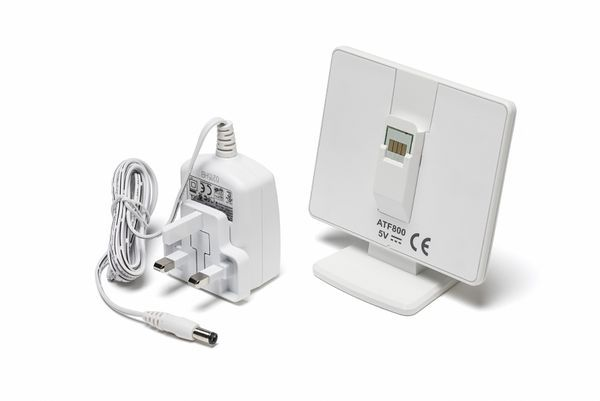 Honeywell EVOHOME WIFI DESK STAND AND POWER SUPPLY
