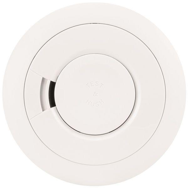 Honeywell Evohome wireless smoke sensor White