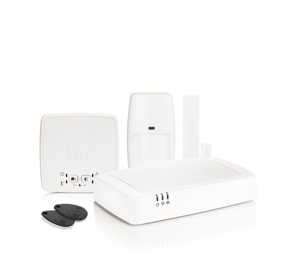 H/WELL CONNECTED W/LESS HOME ALARM KIT 3