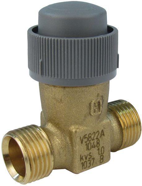Honeywell v5822a 1048 1/2 2 port valve cv=1.0