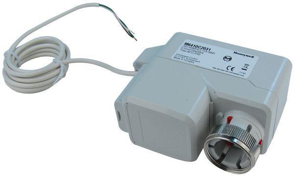 Honeywell M6410C2031 actuator + manual override 24v 280n