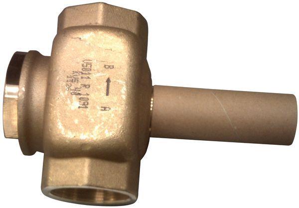 Honeywell v5011r 1091 50mm 2port valve cv=40