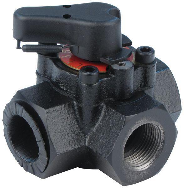 Honeywell v5433a 1031 20mm 3port valve cv=6.3