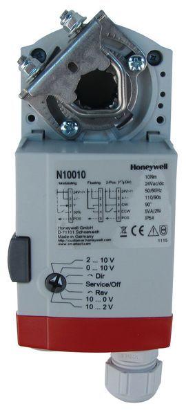 Honeywell Smartact N10010 actuator 10nm 0-10vdc