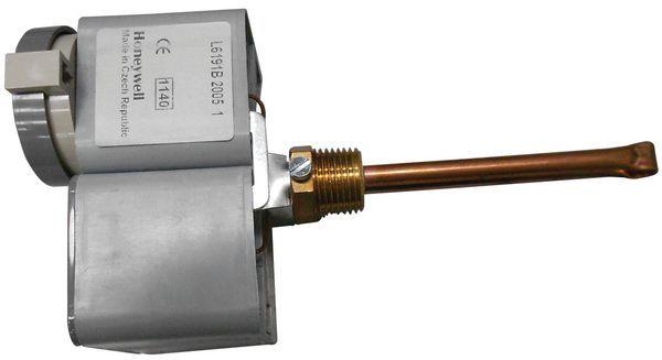 Honeywell Aquastat L6191B 2005 dual direct mounting