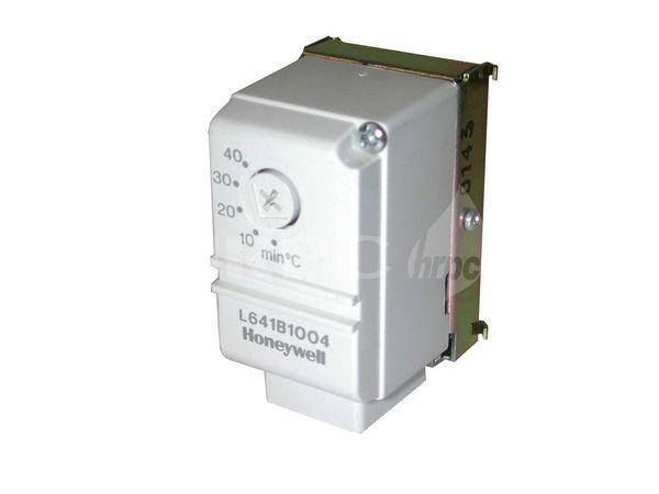 Honeywell L641B 1004 pipe thermostat 10-40c