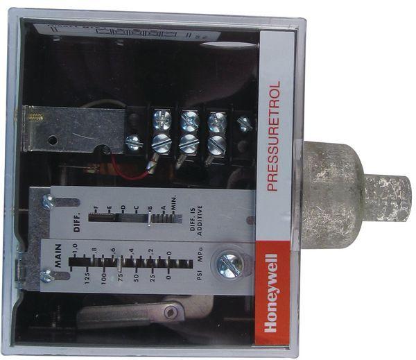 Honeywell l91b 1100 mod pressuretrol 5-150psi