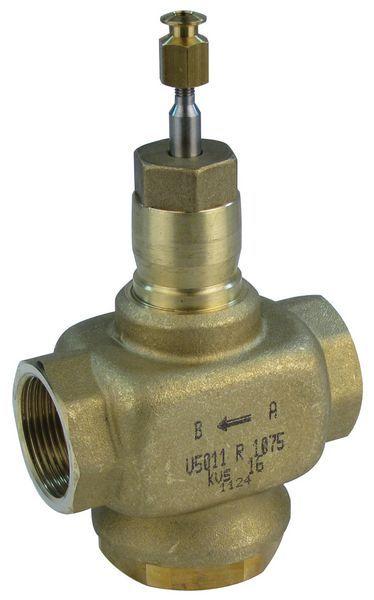 Honeywell V5011R1075 2 port medium pressure hot water 32mm cv=16.0