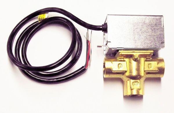 Honeywell V4073A 1054 mid position valve 3/4