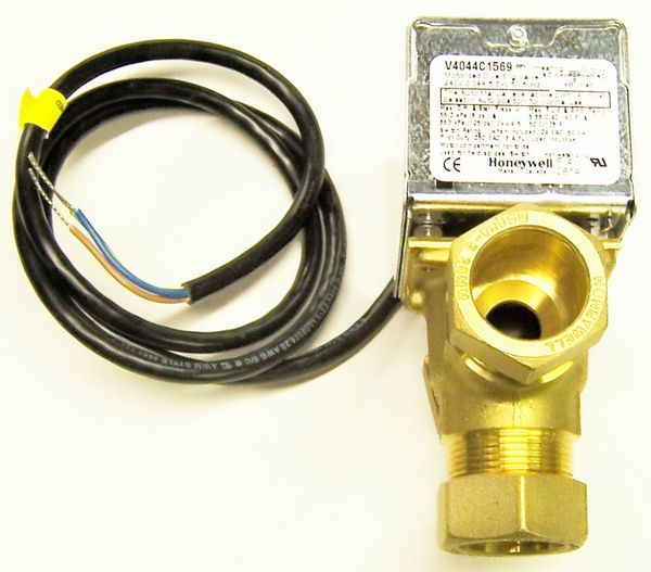 Honeywell V4044C 1569 diverter valve 28mm