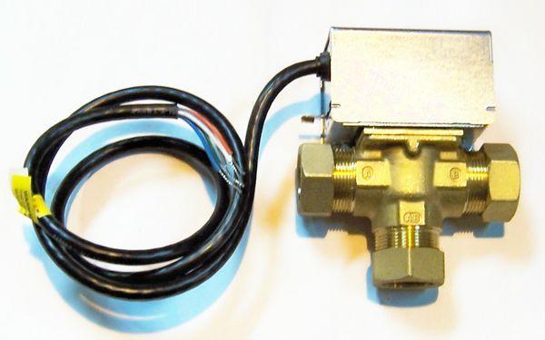 Honeywell V4073A 1088 mid position valve 28mm
